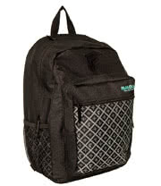 Famous Stars & Straps Mania Backpack (Black)