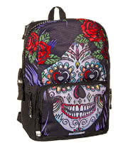 Mojo Dia De La Muerta Backpack (Black)
