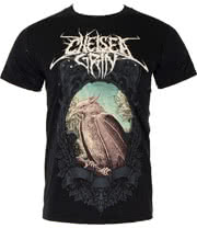 Chelsea Grin Eagle T Shirt (Black)