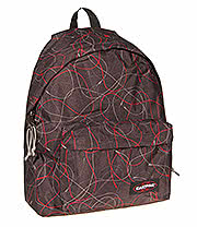 Eastpak Plug It Core Padded Pak'r Backpack (Black)