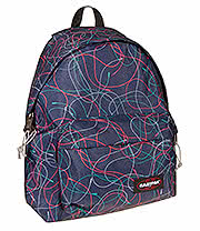Eastpak Plug It Oct Padded Pak'r Backpack (Navy)