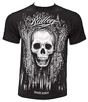 Sullen James Kern T Shirt (Black)