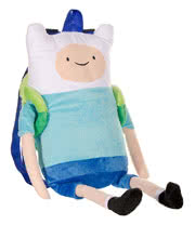 Adventure Time Finn The Human Plush Backpack