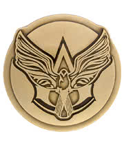 Assassin's Creed IV Belt Buckle (Gold)