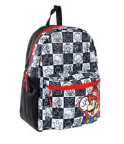 Nintendo Mario Backpack (Multi-Coloured)