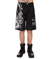 OG Abel Heart & Soul Board Shorts (Black)