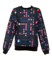 Insanity Jelly Man Sweatshirt (Black)