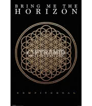 Bring Me The Horizon Sempiternal Poster