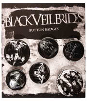 Black Veil Brides Darkest Badge Set