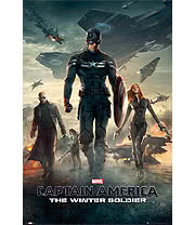 Captain America The Winter Soldier Poster
