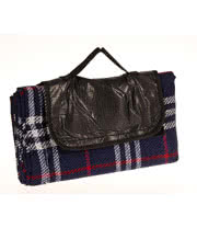 Waterproof Picnic Blanket 150cm X 130cm (Dark Blue)