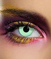 EDIT 90 Day Witches Eyes Coloured Contact Lenses (Green)