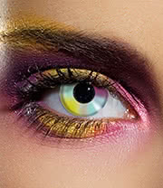 EDIT 90 Day Multi Eye Coloured Contact Lenses (Multi-Coloured)