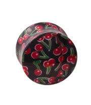 Blue Banana Cherry Plug (Black/Red)