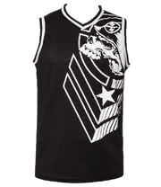 Metal Mulisha Ironhead Vest Top (Black)