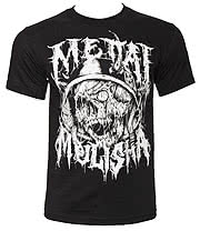 Metal Mulisha Destroyer T Shirt (Black/White)
