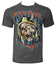 Metal Mulisha Destroyer T Shirt (Charcoal)
