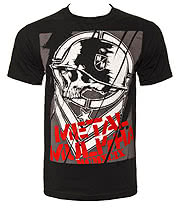 Metal Mulisha Slash T Shirt (Black)