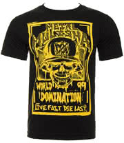Metal Mulisha Luck 13 T Shirt (Black)