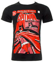 Batman Dead Or Alive T Shirt (Black)