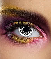 EDIT 90 Day Tribal Coloured Contact Lenses (Black/White)