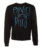 Panic! At The Disco Logo Sweatshirt (Black)