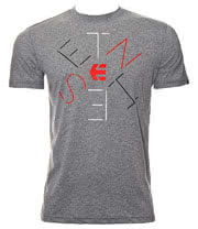 Etnies Lupin T Shirt (Grey)