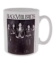 Black Veil Brides Blackout Mug