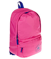 Converse All Star Pink Paper Playbook Mini Backpack (Pink/Purple)
