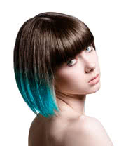 Stargazer Neon Hair Chalk (Blue)