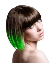 Stargazer Neon Hair Chalk (Green)