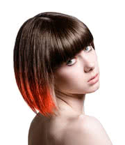 Stargazer Neon Hair Chalk (Orange)
