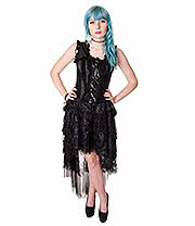 Burleska Ophelie Dress (Black)