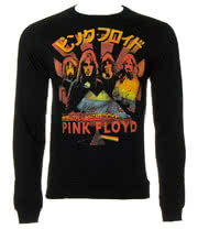Pink Floyd Japan Sweatshirt (Black)