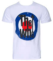 Amplified The Who T Shirt (White)