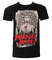 Black Veil Brides Queen T Shirt (Black)