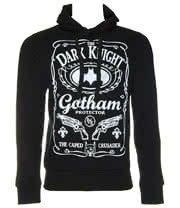 Batman Gotham Bottle Hoodie (Black)