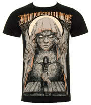 Motionless In White Grande Finale T Shirt (Black)