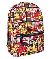 The Flash Backpack (Multi Coloured)
