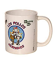 Breaking Bad Los Pollos Mug (White)