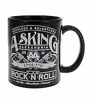 Asking Alexandria Mug (Black)
