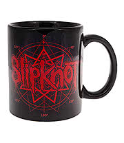 Slipknot Mug (Black)