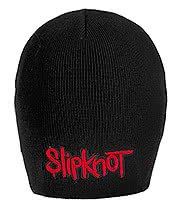 Slipknot Logo Beanie (Black)