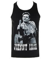 Johnny Cash Finger Vest (Black)