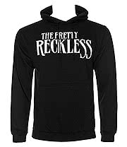 The Pretty Reckless Topless Taylor Hoodie (Black)
