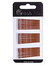 Blue Banana 36pcs Hair Pins (Brunette)
