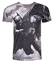 Batman Signal T Shirt (White)