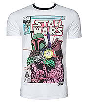 Chunk Clothing Star Wars Comic T Shirt (White)