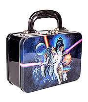 Star Wars Tote Tin (Black)