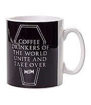 Motionless In White Coffee Mug